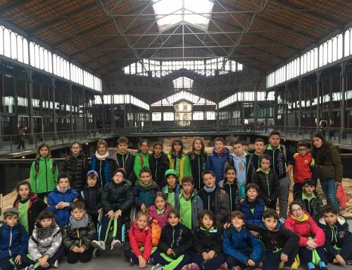 3r i 4t visiten el Barri Gòtic de Barcelona